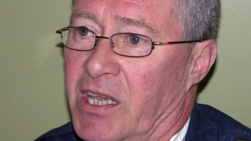 El ex secretario general de Alianza Popular y profesor de Ciencia Política Jorge Verstrynge.
