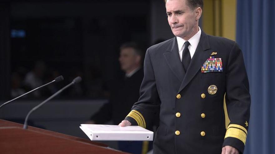 EE.UU. pide cumplir fallo de La Haya sobre mar de China y evitar provocaciones