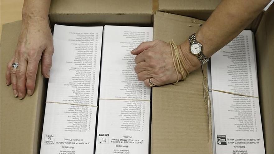 Cs gana con 34-37 escaños pero independentismo roza mayoría, según sondeo