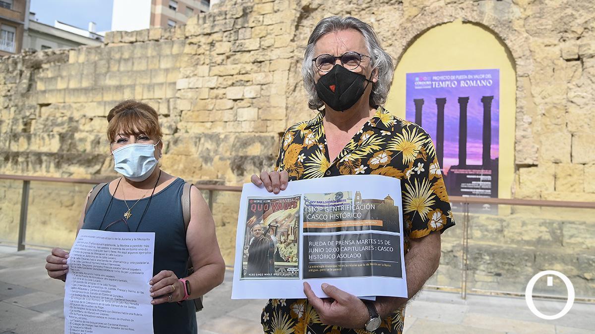 La plataforma Nodo Córduba informa sobre actuaciones en el casco histórico