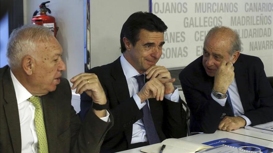 Soria pide al PSOE permitir gobernar a Rajoy para garantizar la recuperación