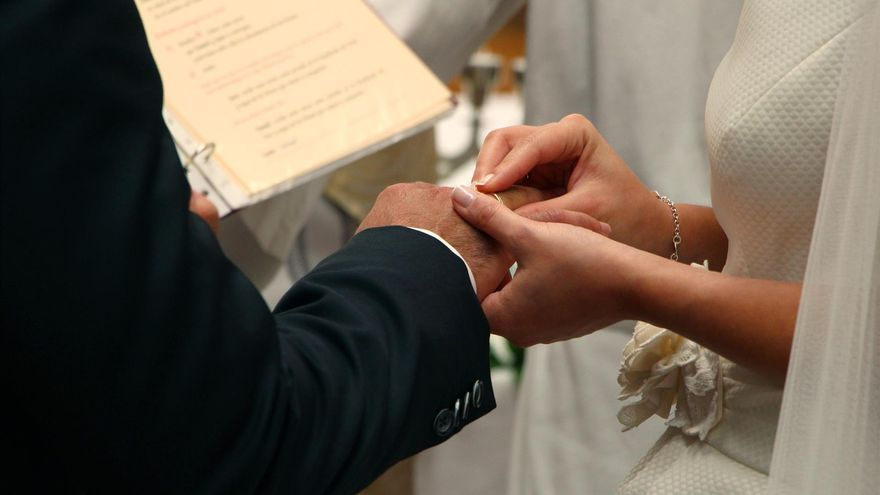 Imagen de archivo de una boda. (Europa Press)