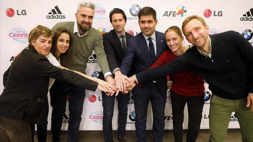 La firma del convenio tuvo lugar este pasado martes en Madrid.