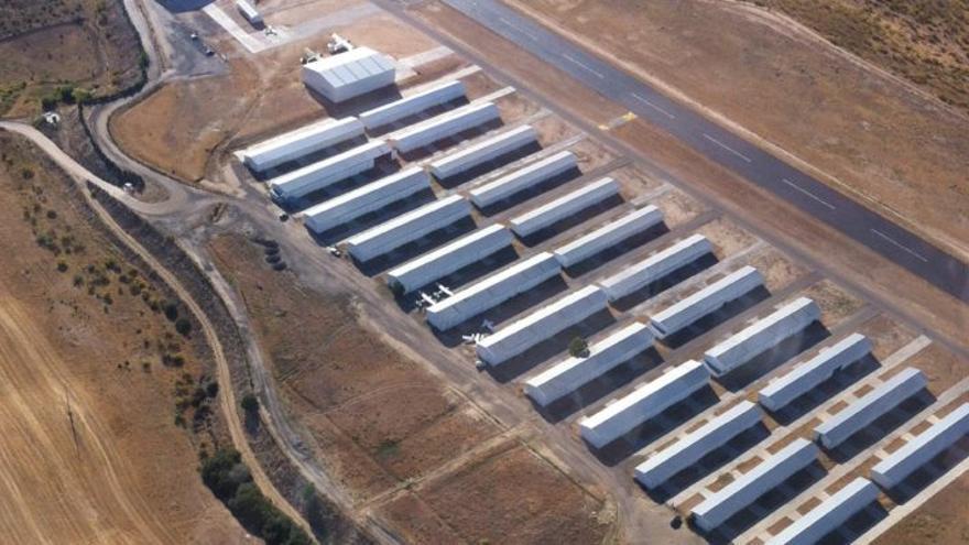 Aeródromo de Casarrubios del Monte / Europa Press