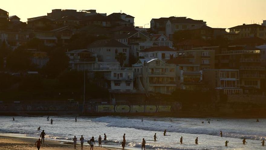 El cambio climático está detrás de la mayor ola de calor en el mar de Tasmania