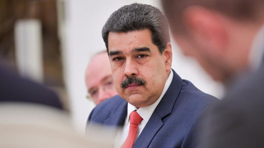El presidente venezolano Nicolás Maduro, este miércoles en Moscú.