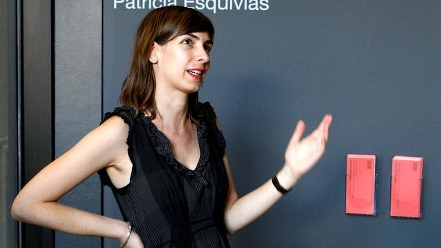 """La artista Patricia Esquivias, premio """"El Ojo Crítico"""" de Artes Plásticas"""