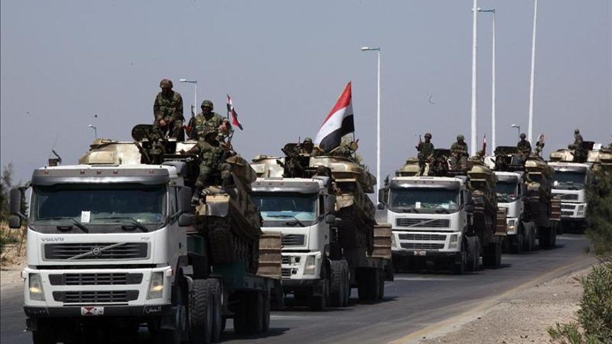 Ejército sirio entra en pueblos asediados tras romper cerco de más de 3 años