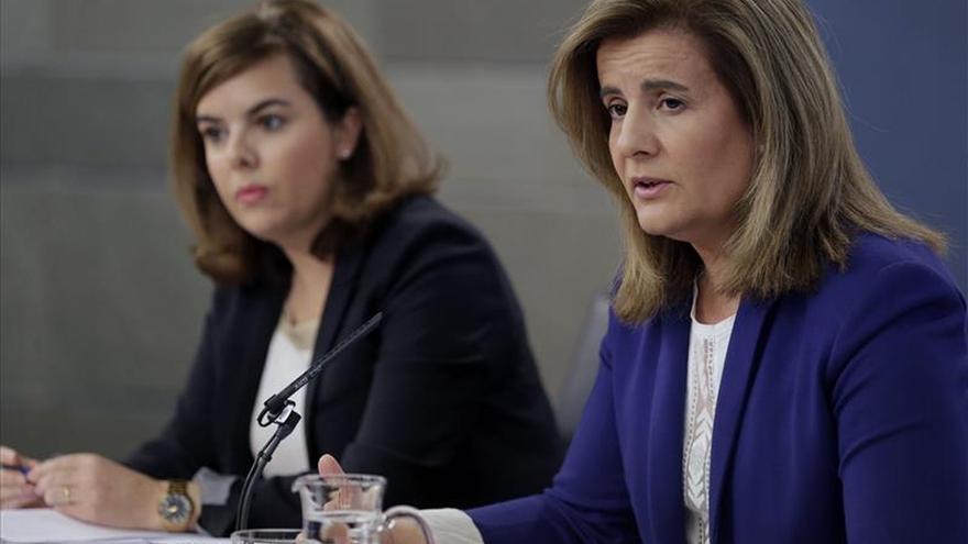 El Gobierno autoriza un contrato de 42 millones entre SEPE y las agencias de colocación
