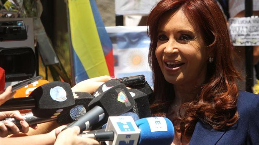 Cristina Fernández pide apartar al juez de la denuncia de Nisman contra ella