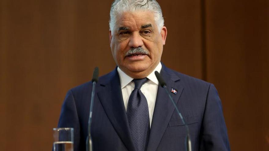 """El canciller dominicano alerta de que la crisis en Haití """"amenaza"""" a la región"""