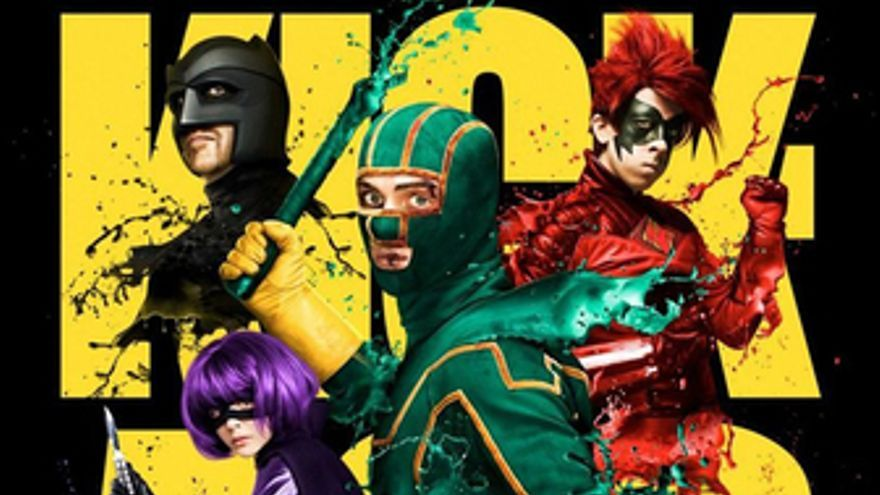 Cartel de la película Kick-Ass