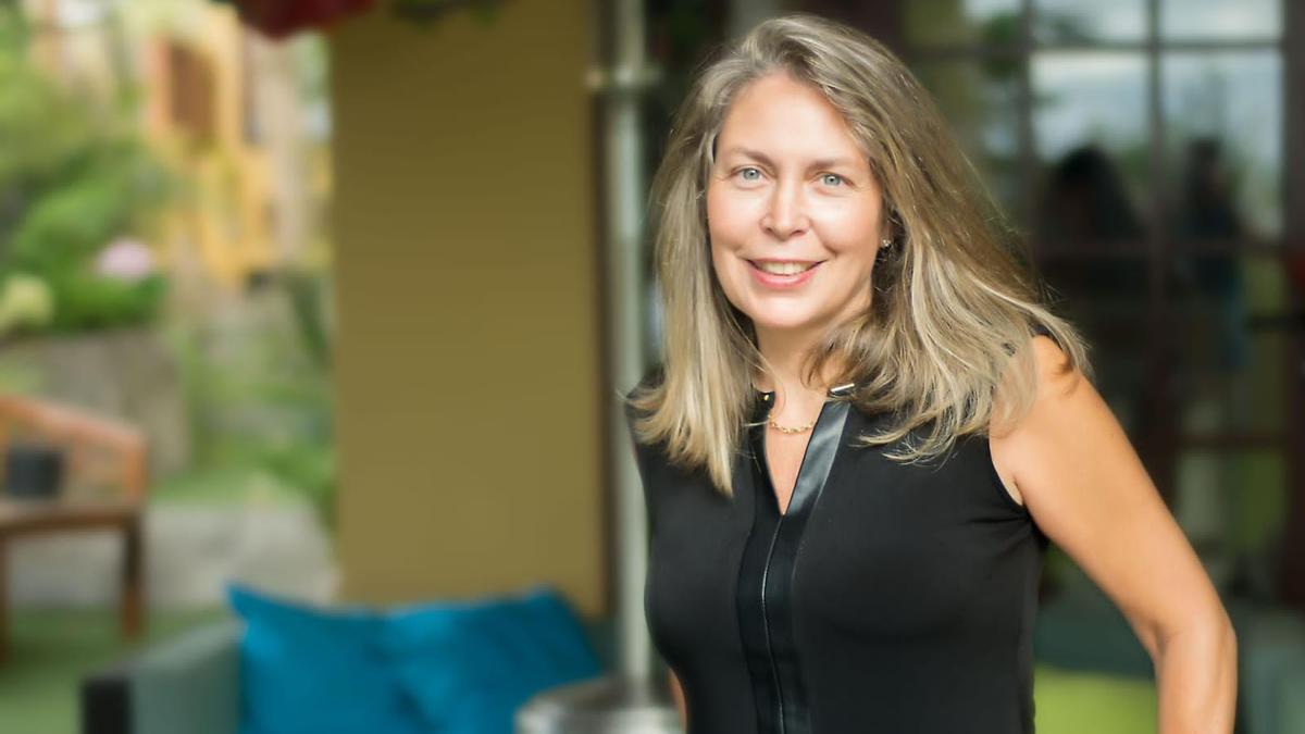 Cristina del Río Fresen, directora del Laboratorio Global de Seguridad Turística