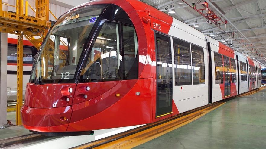 CAF se adjudica el suministro de 21 tranvías para Luxemburgo (Bélgica) por 83 millones