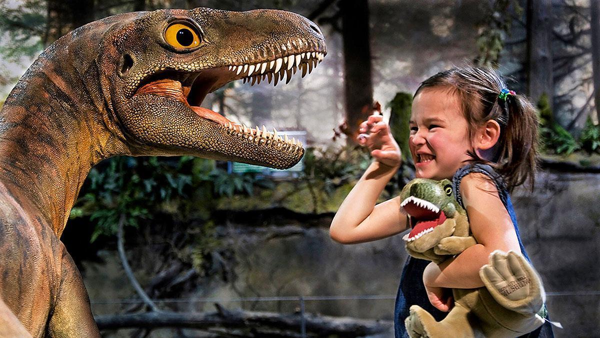 Dinosaurs Tours llegará próximamente a Córdoba