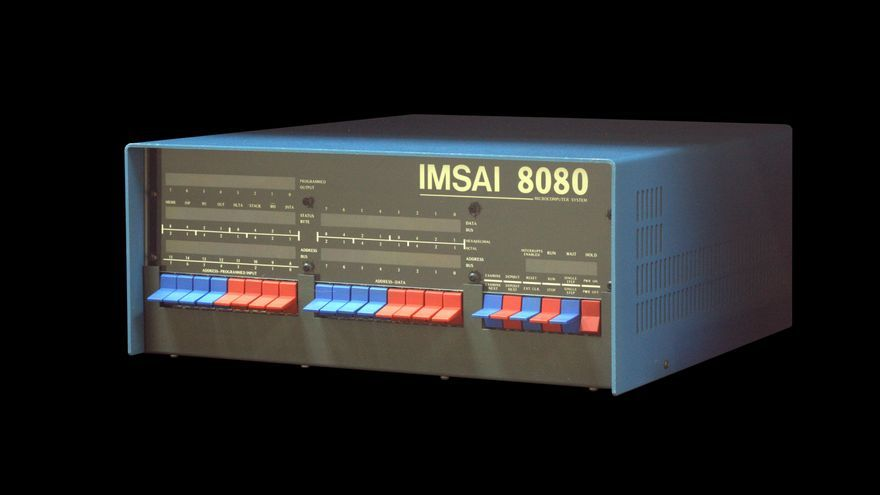 El IMSAI 8080 se comercializaba en forma de kit a un precio de 499 dólares