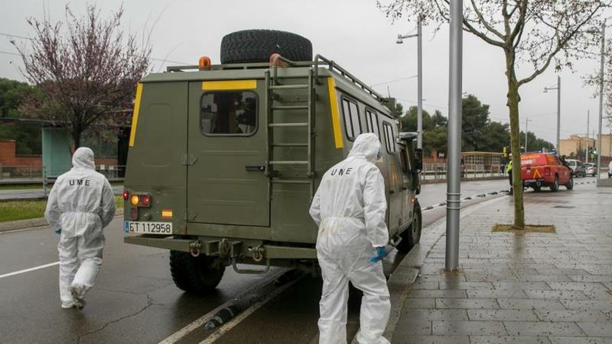 El Ejército se despliega en 28 ciudades con 1.820 efectivos