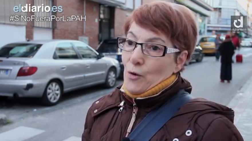 Fotograma del vídeo homenaje a los cinco años de la PAH.
