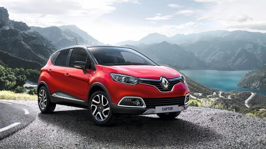 Acércate a un concesionario Renault y podrás ganar un Captur