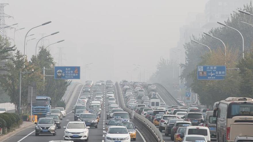 Al menos 18 muertos en un accidente de tráfico múltiple en el este de China