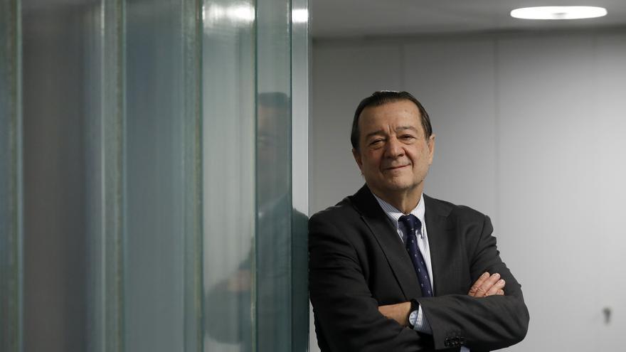 El fiscal de Sala Coordinador de Seguridad Vial, Bartolomé Vargas.