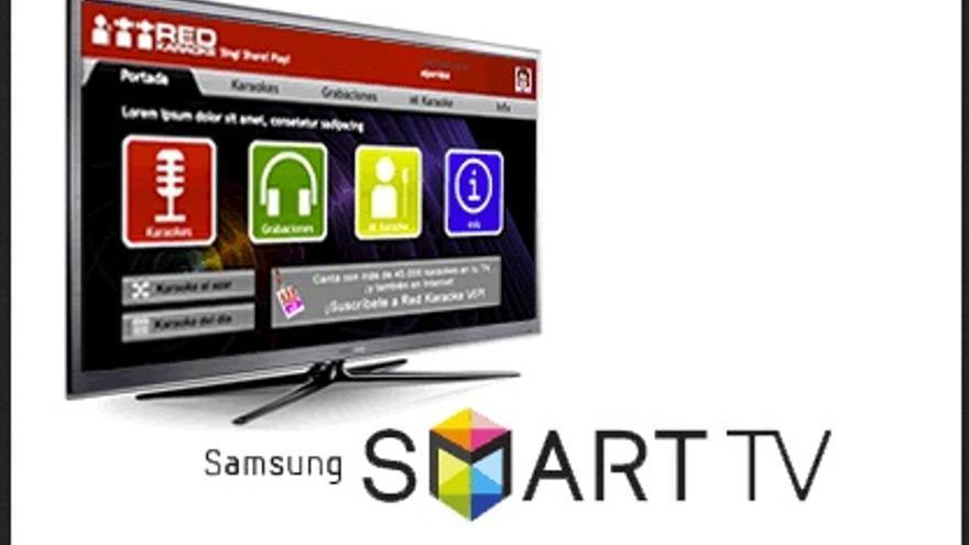 Red Karaoke para smart TV