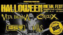 Cartel del Metal Fest de Bermeo