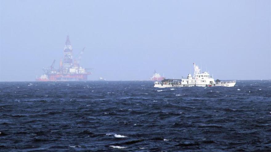 """China dice estar """"tratando adecuadamente"""" con EEUU la captura del dron submarino"""