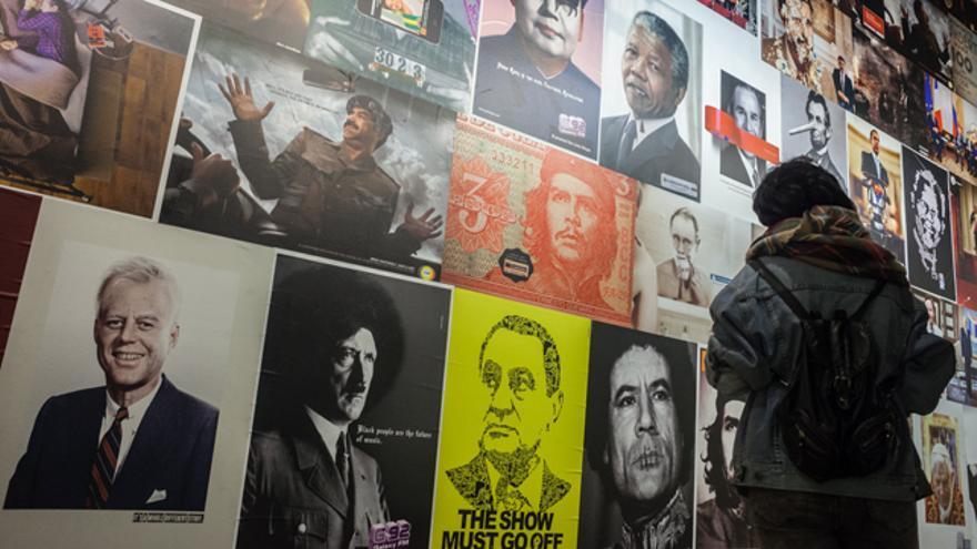 'Dirigentes', de Daniel García Andújar, en 'Arte vs. Publicidad'.