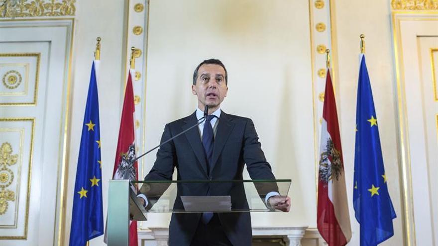 """Austria asegura que el """"brexit"""" no va a causar un efecto dominó"""