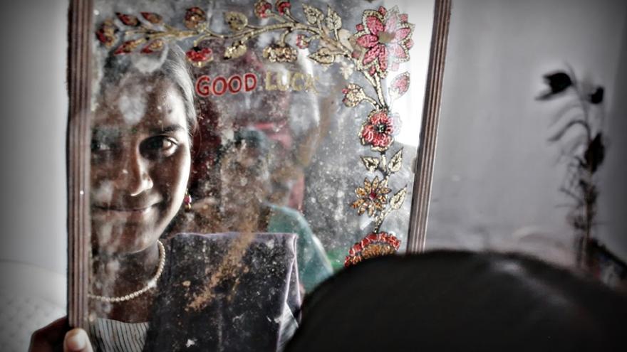 Chinnadevi huyó después de tener que casarse con 11 años/ Rafa Gassó
