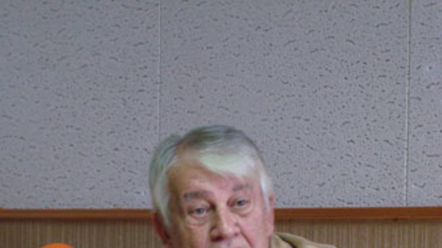 José A. Alemán, en una entrevista en CANARIAS AHORA RADIO.