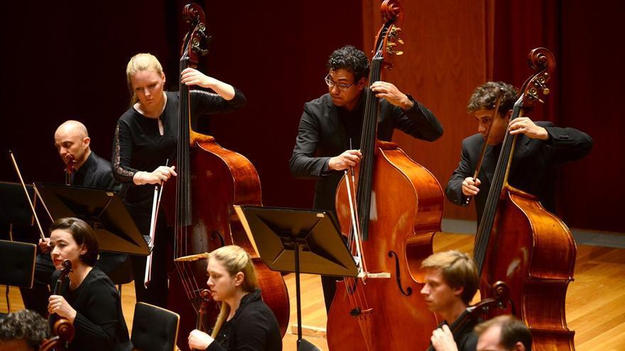 Músicos de la Mahler Chamber Orchestra