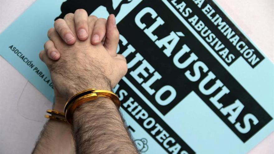 Asgeco exige a los bancos que agilicen la devolución de las cláusulas suelo