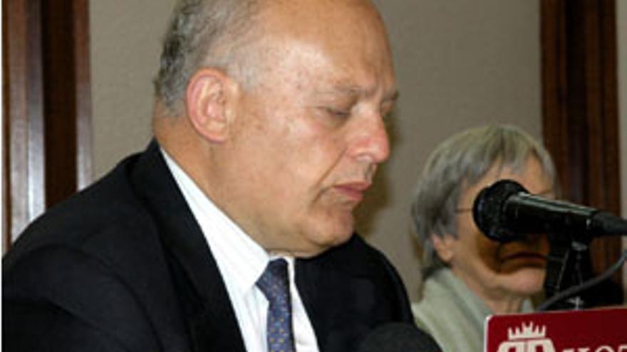 Eligio Hernández. (CANARIAS AHORA)