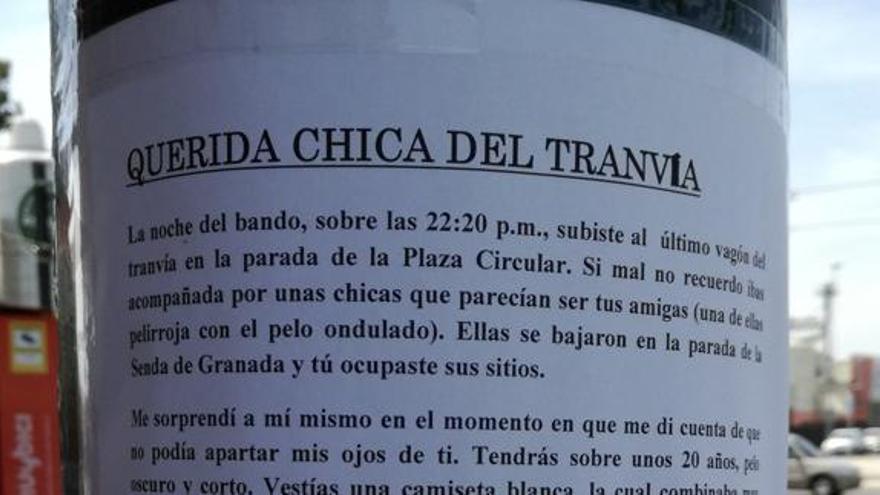 `La chica del tranvía´, en Murcia