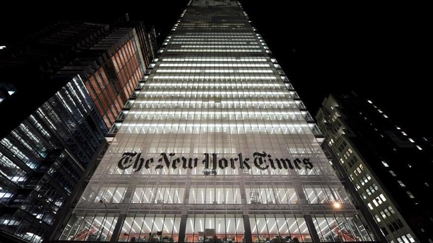 El New York Times, galardonado este año con tres premios Pulitzer