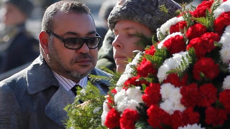 Marroquí condenado a un año de cárcel por arrojarse sobre el coche del rey