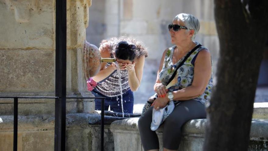La reciente ola de calor, la más sofocante en junio en los últimos 40 años