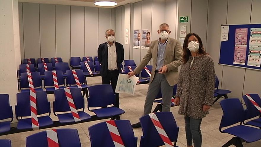 El Gobierno vasco cierra dos oficinas de empleo en Álava por sendos casos de coronavirus