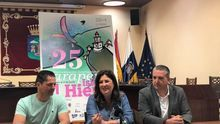 Casi 200 parapentistas se darán cita en el 25 aniversario de la concentración