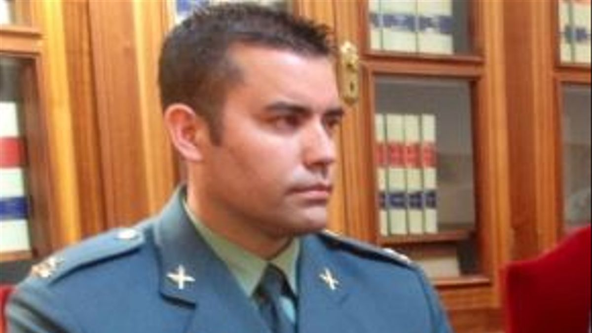 Eduardo Aranda, exjefe de la Guardia Civil en Paiporta.