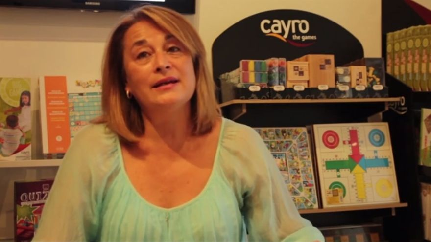 Rosario Carrió, de Cayro Juguetes, reta a los candidatos de Letur