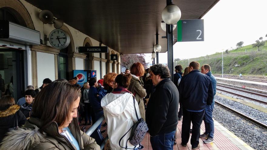 Estación Plasencia