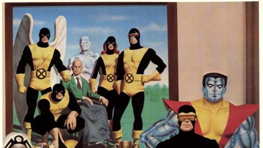 Cuerpos mutantes para futuros pasados