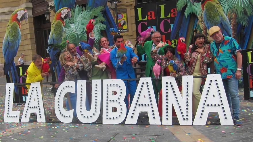 """La Cubana representa desde este sábado en Bilbao """"Adiós Arturo"""", la recreación de un funeral en clave """"loca y divertida"""""""