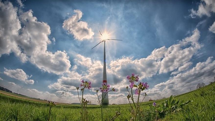El uso de las renovables es una de las 'palancas' para combatir el cambio climático, según F.J.Tapiador