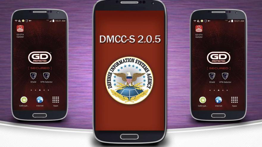 La DISA establece los requisitos que deben cumplir los móviles utilizados en organismos oficiales