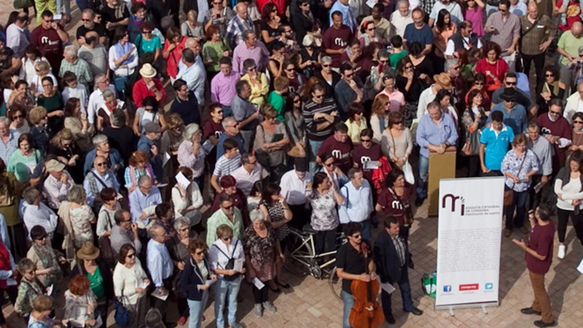 La Plataforma Mezquita-Catedral celebrando el 30 aniversario UNESCO