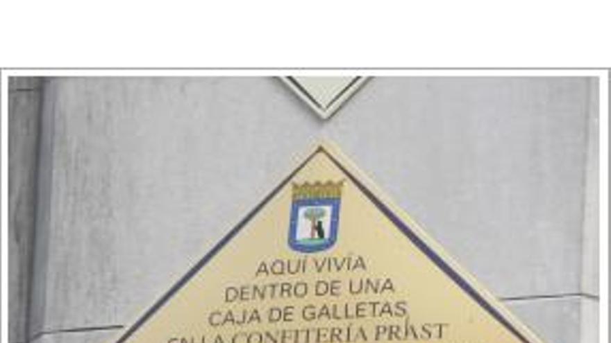 Placa Ratón Pérez
